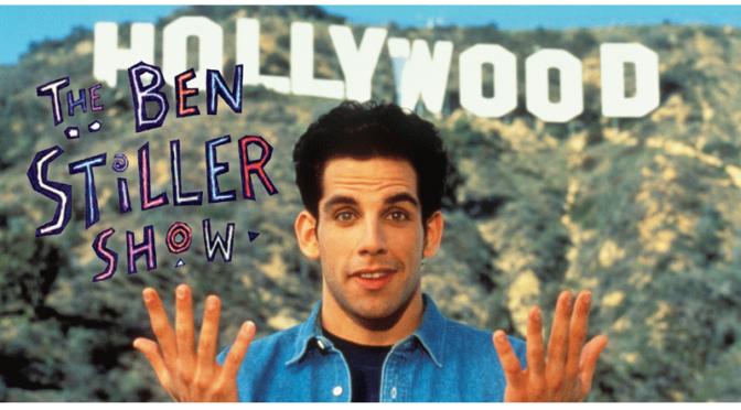 רוצים עונה שניה! The Ben Stiller Show/יונתן עמירן
